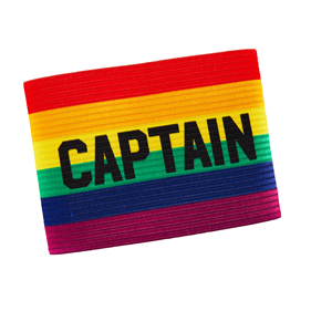 SALMING TEAM CAPTAIN RAINBOW