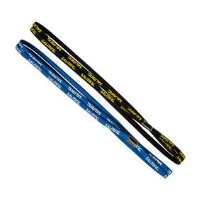SALMING TWIN HAIRBAND 2-PACK ELECTRIC BLUE