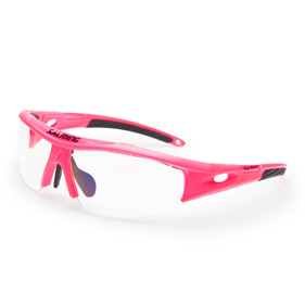 SALMING V1 PROT EYEWEAR JR KNOCKOUT PINK