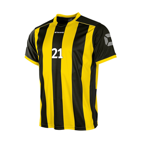 STANNO BRIGHTON TRÖJA BLACK-YELLOW L