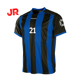STANNO BRIGHTON TRÖJA JR BLACK-ROYAL 128 CL