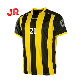 STANNO BRIGHTON TRÖJA JR BLACK-YELLOW 128 CL