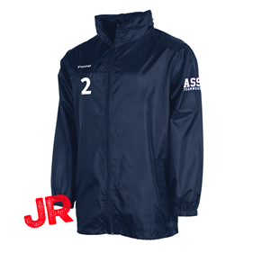 STANNO FIELD JACKET JR NAVY 128 CL