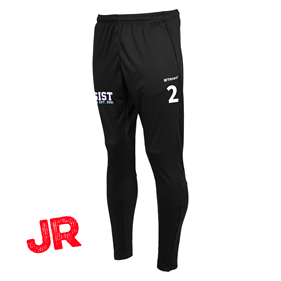 STANNO FIELD PANTS JR BLACK 128 CL