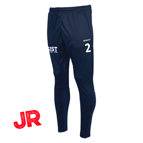 STANNO FIELD PANTS JR NAVY 128 CL