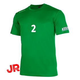 STANNO FIELD SHIRT SS GREEN JR 128 CL