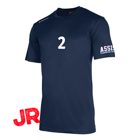 STANNO FIELD SHIRT SS NAVY JR 128 CL