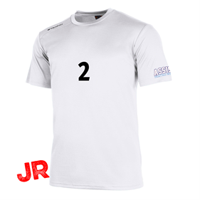 STANNO FIELD SHIRT SS WHITE JR 128 CL