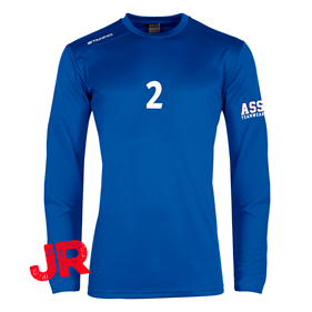 STANNO FIELD SHIRT LS JR ROYAL 128 CL