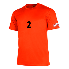 STANNO FIELD SHIRT ORANGE L