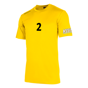 STANNO FIELD SHIRT YELLOW L
