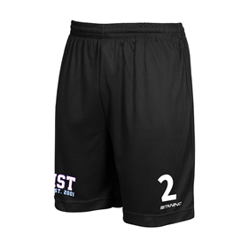 STANNO FIELD SHORTS BLACK L