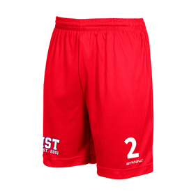 STANNO FIELD SHORTS RED L