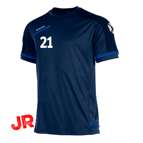 STANNO PRESTIGE T-SHIRT NAVY/ROYAL JR 116 CL
