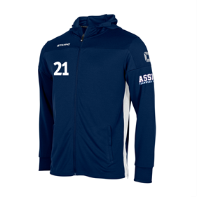 STANNO PRIDE FZ HOODED NAVY L
