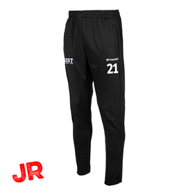 STANNO PRIDE PANTS BLACK JR 116 CL