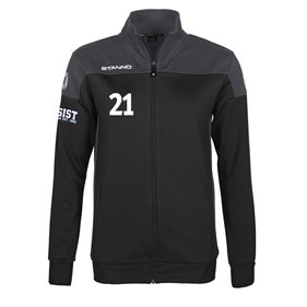 STANNO PRIDE TOP FULL ZIP JACKET WN´S BLACK-GREY XS