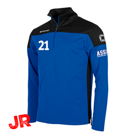 STANNO PRIDE TOP HZ BLUE-BLACK JR 116 CL
