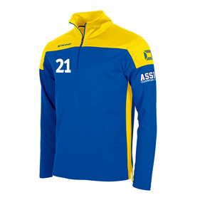 STANNO PRIDE TOP HZ BLUE-YELLOW L