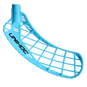 UNIHOC EPIC FEATHER LIGHT LIGHT TURQUOISE LEFT