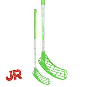 UNIHOC EPIC YOUNGSTER 36 JR NEON GREEN 75CM RIGHT