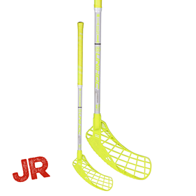 UNIHOC EPIC YOUNGSTER 36 JR NEON YELLOW 70CM RIGHT