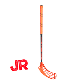 UNIHOC EPIC YOUNGSTER 36 ORANGE/BLACK 70CM LEFT
