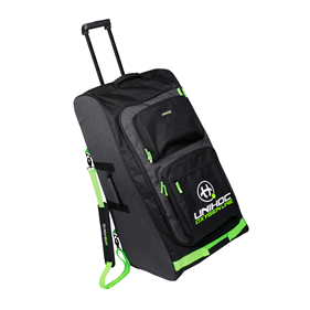 UNIHOC GOALIE BAG OXYGEN LINE LARGE WITH WHEELS