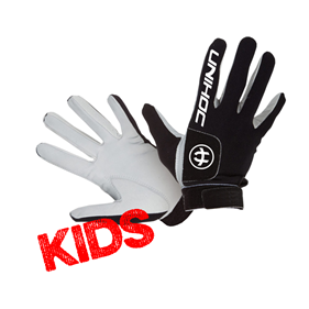 UNIHOC GOALIE GLOVES PRO KIDS