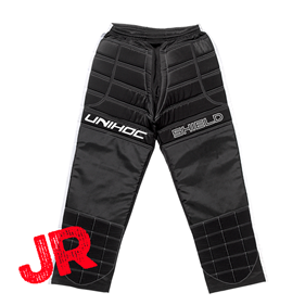 UNIHOC GOALIE JR PANTS SHIELD 130 CL