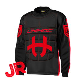 UNIHOC GOALIE JR SWEATER SHIELD 140 CL