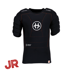 UNIHOC GOALIE T-SHIRT REBOUND CTRL JR 150/170 CL