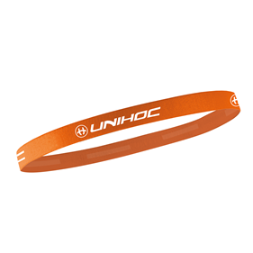 UNIHOC HAIRBAND SKILL NEON ORANGE