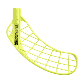 UNIHOC REPLAYER FEATHER LIGHT NEON YELLOW, MEDIUM RIGHT