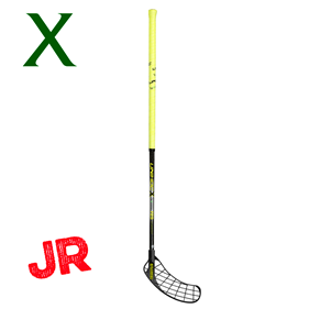UNIHOC REPLAYER TEXTREME 29 JR 87CM LEFT