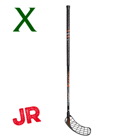UNIHOC REPLAYER TEXTREME CURVE 1.0º 29 JR 87CM LEFT