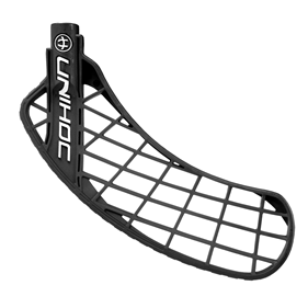 UNIHOC SONIC BLACK, MEDIUM LEFT