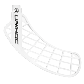 UNIHOC SONIC FEATHER LIGHT WHITE, MEDIUM LEFT