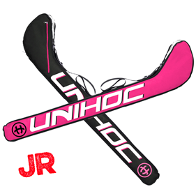 UNIHOC STICK COVER ULTRA JUNIOR NEON CERISE