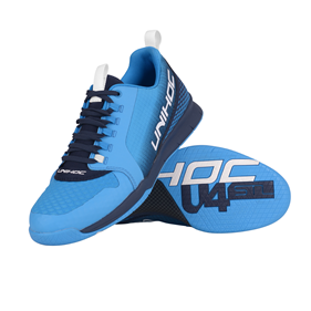 UNIHOC U4 PLUS LOWCUT MEN BLUE EUR 40 - 25.5 CM
