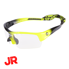 UNIHOC VICTORY JUNIOR NEON YELLOW/BLACK