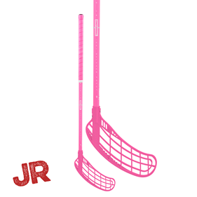ZONE FORCE AIR 35 JR ALL PINK 75CM RIGHT