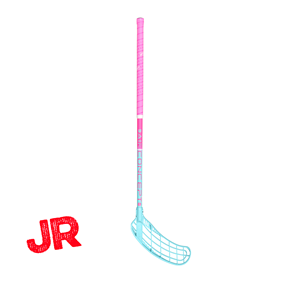 ZONE FORCE AIR 35 PINK/TURQUOISE 65CM LEFT