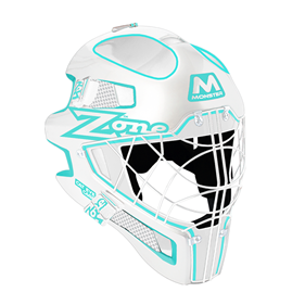 ZONE GOALIE MASK MONSTER CAT EYE CAGE