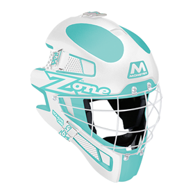 ZONE GOALIE MASK MONSTER SQUARE CAGE