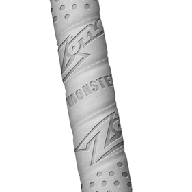 ZONE GRIPBAND OVER GRIP MONSTER SILVER
