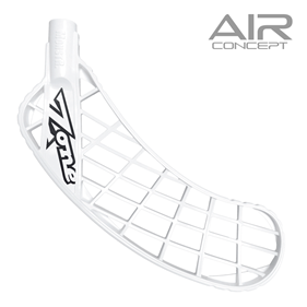 ZONE MONSTR AIR SOFT FEEL WHITE LEFT