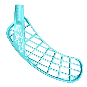 ZONE MONSTR LIGHT TURQUOISE MEDIUM+ LEFT
