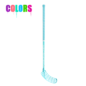 ZONE ZUPER AIR COLORS SL 26 TURQUOISE 100CM RIGHT