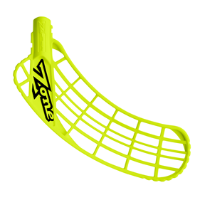 ZONE ZUPER NEON YELLOW, MEDIUM LEFT